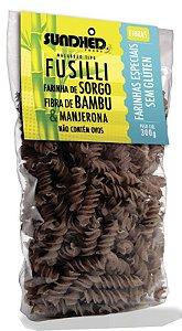 Fusilli Sorgo Farinha de Bambu e Manjerona 300 g – Sundhed