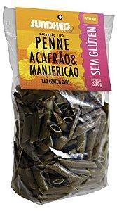 Penne Açafrão e Manjericão 300 g – Sundhed