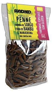 Penne Sorgo com Farinha de Bambu e Manjerona 300 g – Sundhed