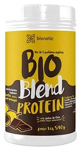 Bio Blend Protein Chocolate com Maracujá 540 g – Bionetic