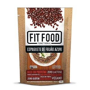 Espaguete de Feijão Azuki 200 g – Fit Food
