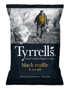 Batata Trufa e Sal Marinho 150 g – Tyrrells