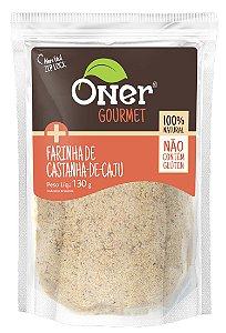 Farinha de Castanha de Caju 130 g – Oner