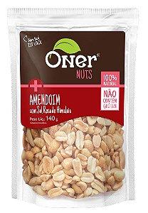 Amendoim com Sal do Himalaia 140 g – Oner