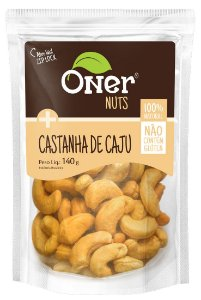 Castanha de Caju 140 g – Oner
