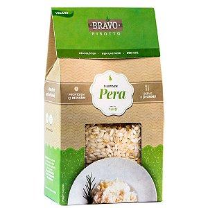 Risoto de Pera 245 g – Bravo Risotto