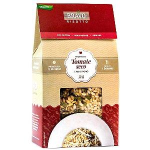 Risoto de Tomate Seco e Alho Poró 225 g – Bravo Risotto