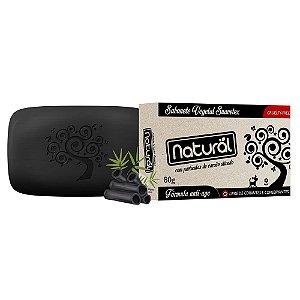 Sabonete Natural com Carvão Ativado – Orgânico Natural