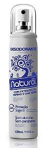 Desodorante Natural Pepino e Chá Verde – Orgânico Natural