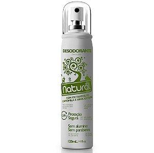 Desodorante Natural Camomila e Erva Cidreira – Orgânico Natural