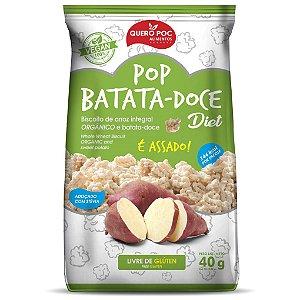 Pop Batata Doce Diet 40 g – Quero Poc