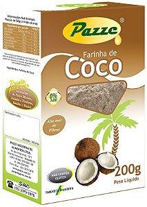 Farinha de Coco 200 g – Pazze