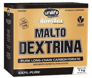 Maltodextrina Sabor Natural 1 kg – Unilife