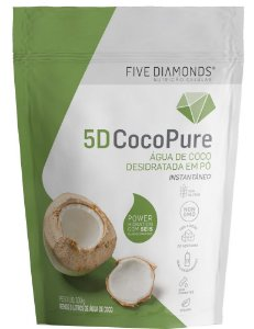 5D CocoPure Água de Coco Rende 5L – Five Diamonds