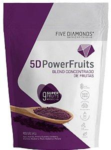 5D PowerFruit Blend de Frutas Rende 7,5L – Five Diamonds
