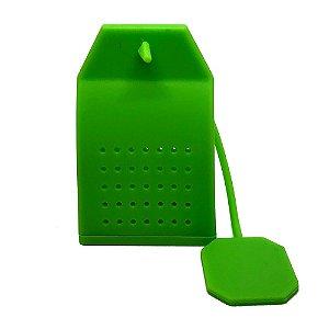 Infusor de Chá Pacotinho – Verde