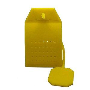 Infusor de Chá Pacotinho – Amarelo
