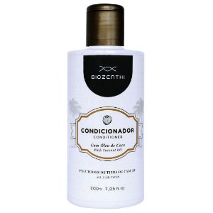 Condicionador com Óleo de Coco - Biozenthi