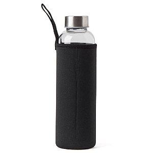 Garrafa Perfect Water Preta 550 ml - Pacco