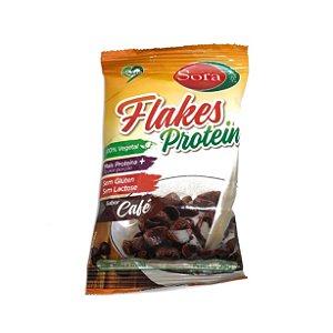 Flakes Protein Café 25 g - Sora