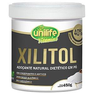XILITOL - Adoçante natural em pó 450 g