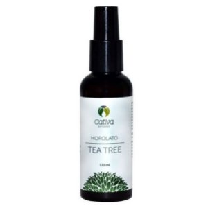 Hidrolato de Tea Tree Orgânico Natural - Cativa Natureza