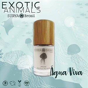 Esmalte Água Viva (Branco Leitoso) – Surya