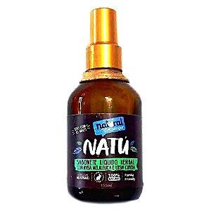 Sabonete Líquido Shampoo Hidratante - Natural Messenger