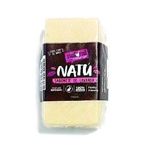 Sabonete Hidratante de Lavanda 160g - Natural Messenger