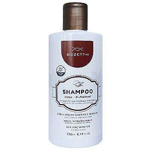 Shampoo de Argan e D-Pantenol - Biozenthi