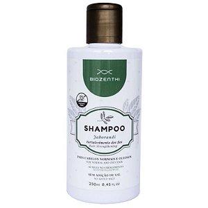 Shampoo de Jaborandi Fortalecimento - Biozenthi