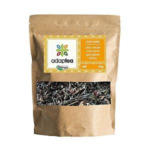 Chá Orgânico Adaptea Anti-Inflamatório Refil - Herbal Force