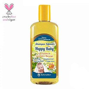 Shampoo Infantil Happy Baby - Schraiber
