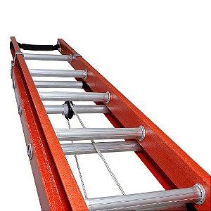 Escada Fibra Extensível Vazada  EFV-23 Cogumelo