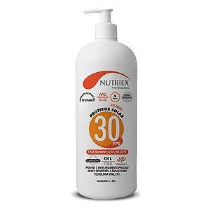 Protetor Solar FPS 30 Profissional Nutriex