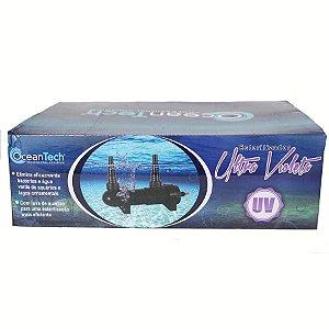 Esterilizador UV de 18W  cristal de quartzo Ocean Tech 220V