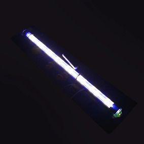 Luminária LED de 75cm para aquários Super Branca - Com Fonte bivolt