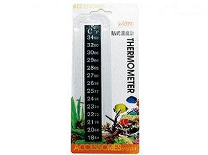 Termômetro digital adesivo externo para aquários Ista Thermometer de 18º - 34º