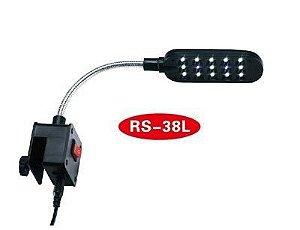 Luminária LED para aquários de 20-40cm RS-38L Bivolt
