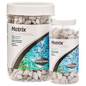 Mídia biológica Seachem Pond Matrix 1lt