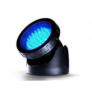 Holofote LED para lagos ornamentais Azul 127V