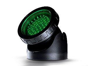 Holofote LED para lagos ornamentais Verde 127V