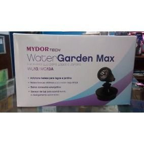 Luminaria LED para uso submerso ou externo Water Garden Max WG13 220V