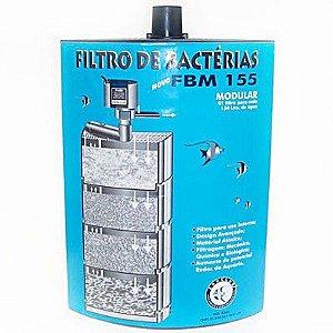 Filtro interno de bactérias (biológico) Zanclus FBM155 para aquários de até 155 litros
