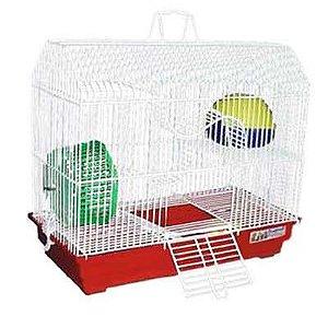 Gaiola completa para Hamster 2 andares