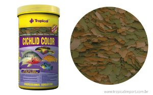 Tropical Cichlid Color Flakes 20g