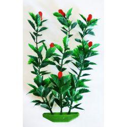 Planta plástica para ornamentação de aquários Trapa Mini - Mr Pet - 6061