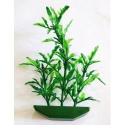 Planta plástica para ornamentação de aquários Higrofila Mini - Mr Pet - 6271