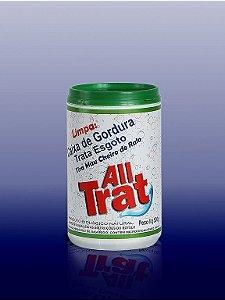 Limpador biológico para ralos, fossas e caixas de gordura - All Trat 500g