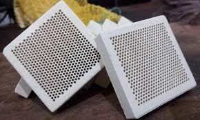 Cerâmica Bio-Glass QUADRADA 1kg para filtragem biológica